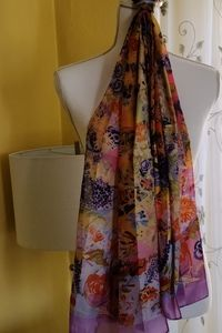 NWT Christopher & Banks Lightweight Scarf